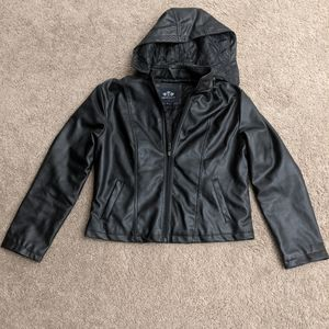 Emporio And Co Leather Jacket